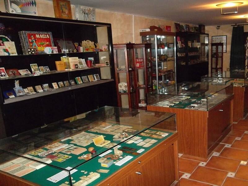 Museo del Naipe, planes en Castellón con niños