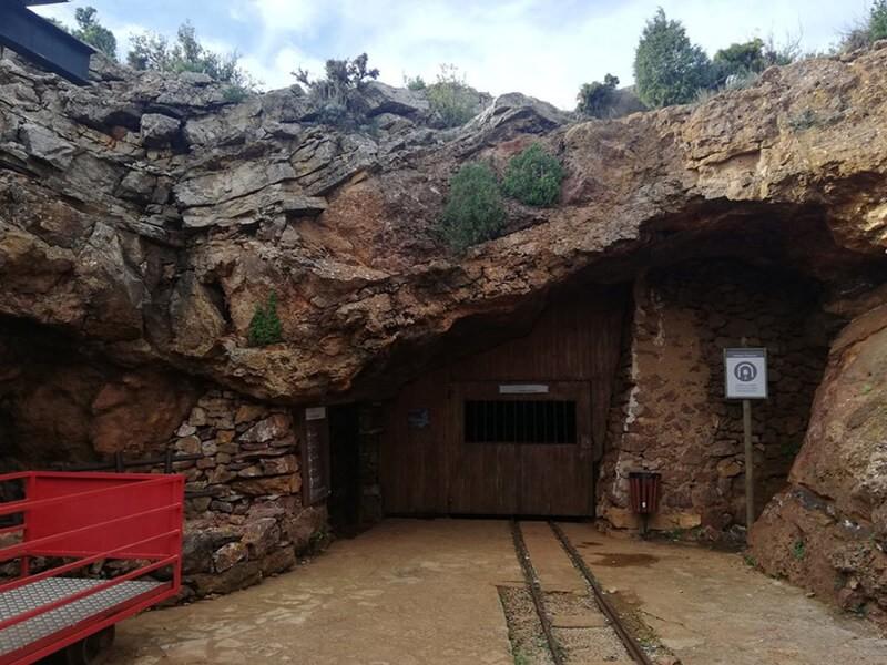 Parque Minero del Maestrat, Castellón