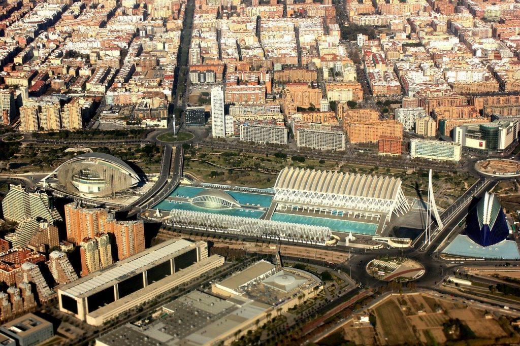 donde aparcar gratis en valencia