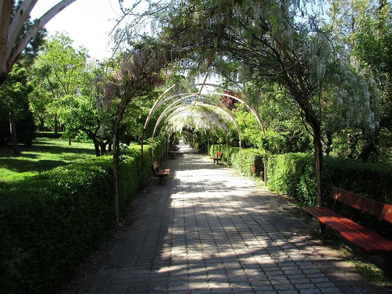 Parque Huerta de los Jesuitas, Salamanca