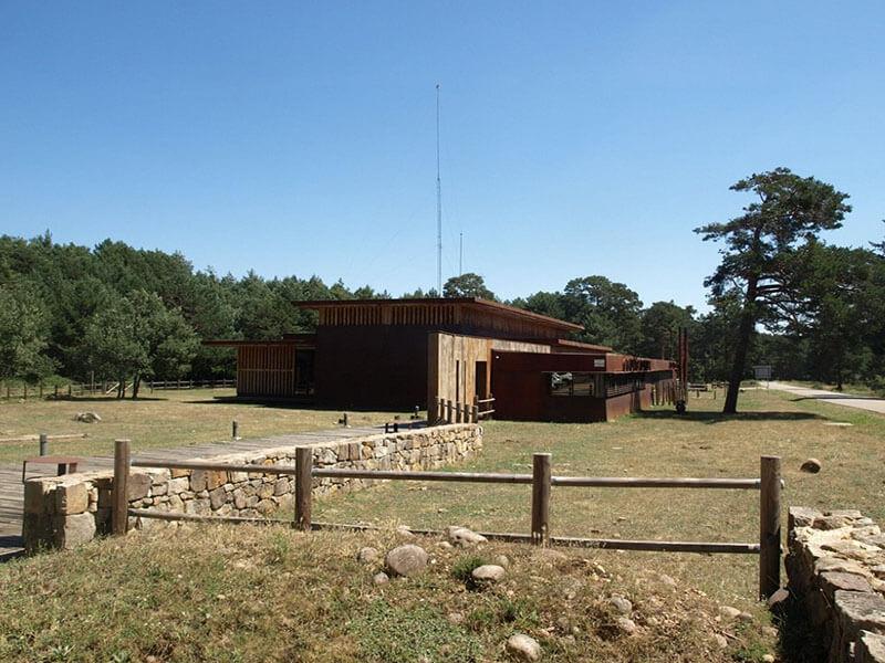 Parque de la Laguna Negra, Soria
