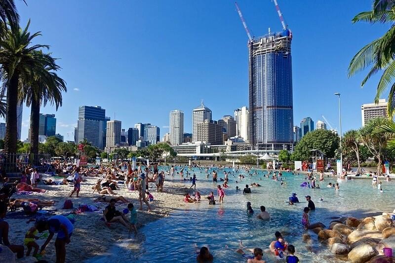 ciudades bonitas de australia