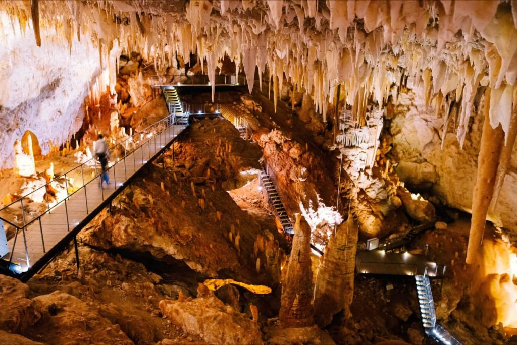 jewel cave que ver en australia