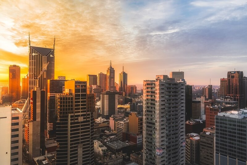 melbourne ciudades bonitas de australia