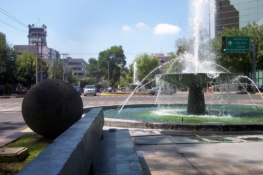 Chapultepec guadalajara mexico