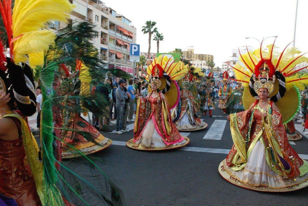 carnavales tenerife