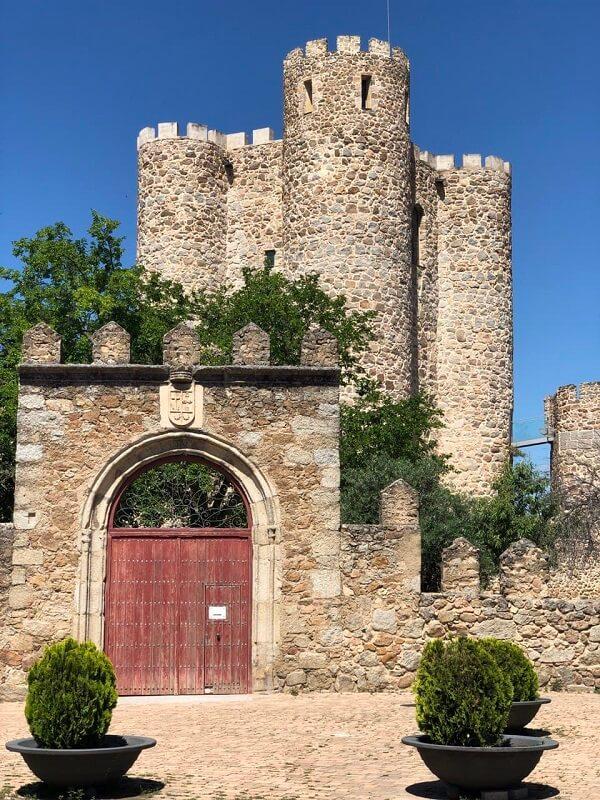 castillo de coracena san martin de valdeiglesias