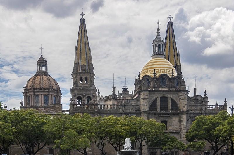 catedral de guadalajara mexico
