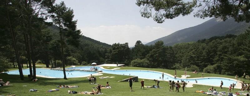 piscina natural las berceas madrid