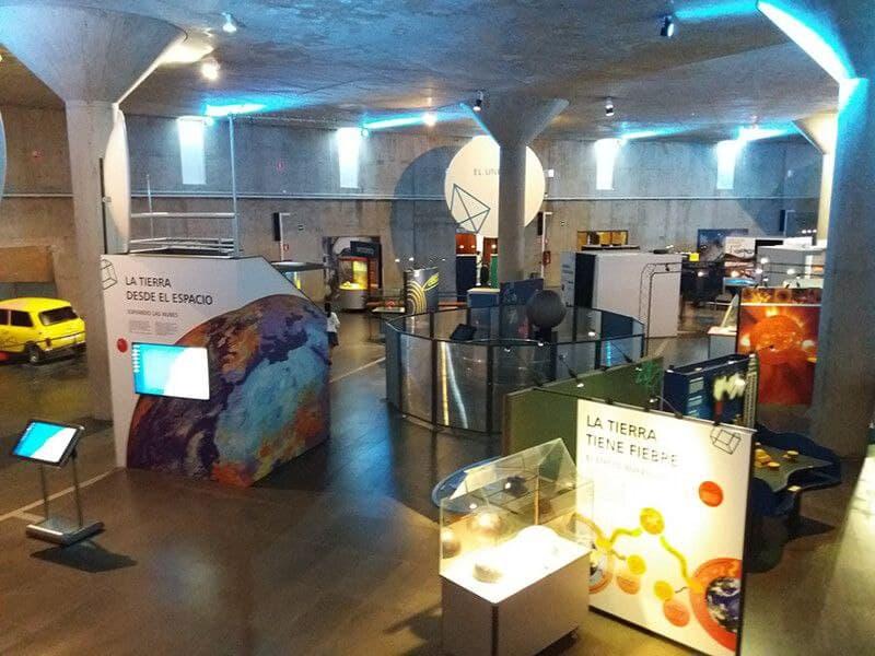 Museo de la Ciencia y el Cosmos de La Laguna, Tenerife