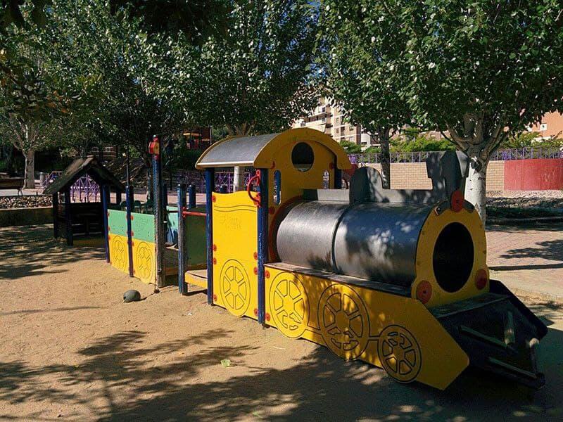 Parque del Bulevard, Jaén