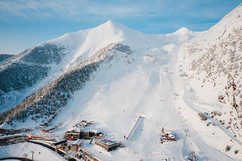 Vallnord pistas esqui andorra