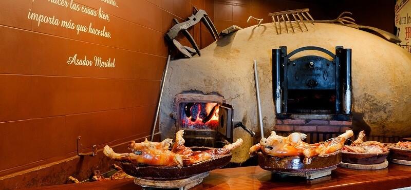 Asador Restaurante Maribel segovia