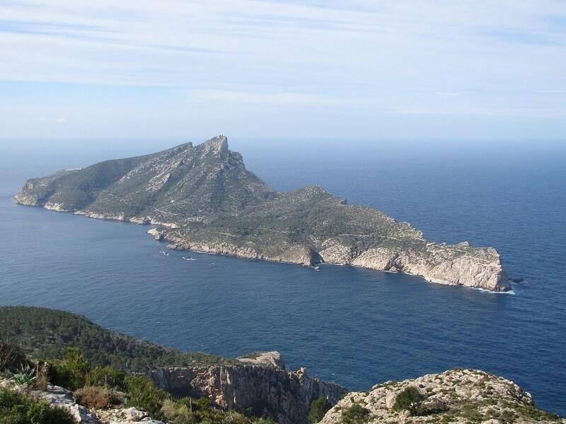 Isla Dragonera, Baleares