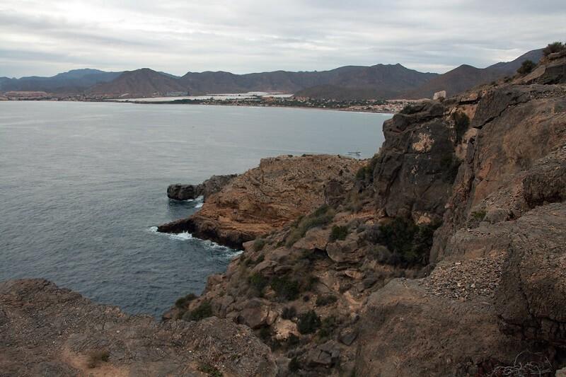 ruta en barco por España