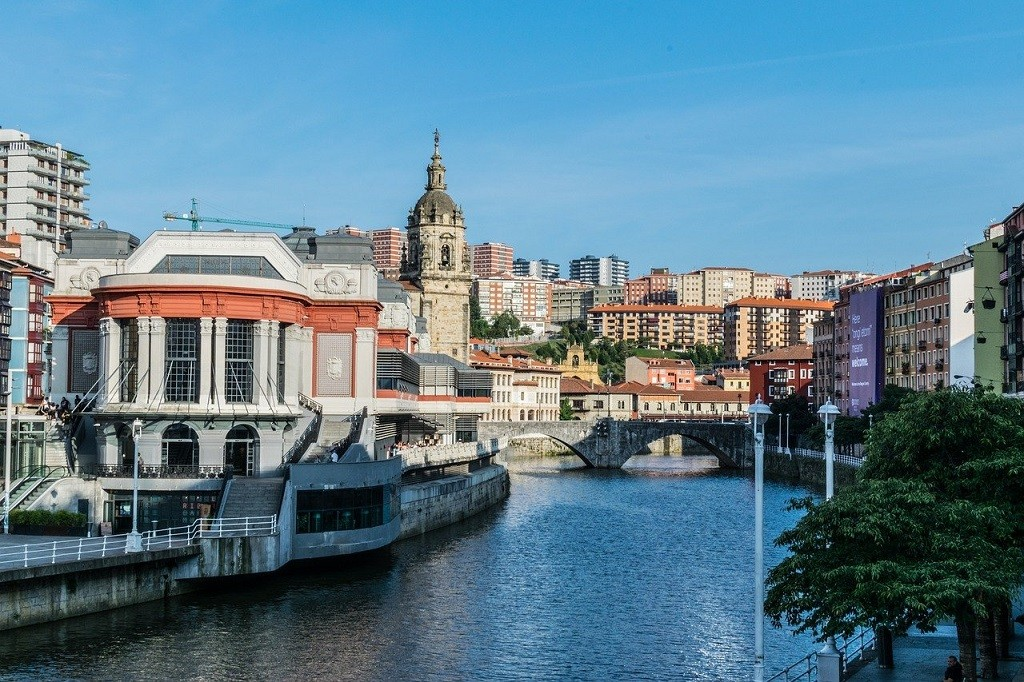 donde aparcar gratis en Bilbao